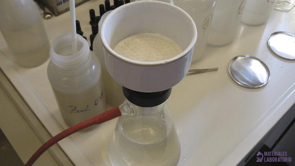 Papel de filtro